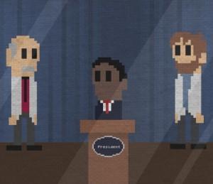 One Chance: Präsident