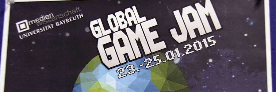 Global Game Jam 2015 in Bayreuth