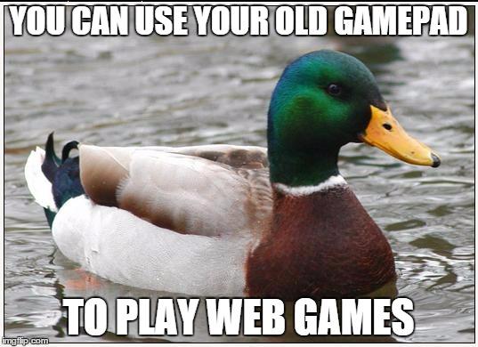 Gamepad API